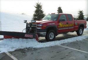 Michigan Snow Plowing and Removal Service - Sinacori Landscaping, Shelby Township